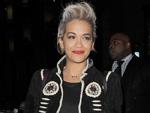 Rita Ora: Macht sich nackig