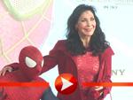 "Dunja Rajter über ""Spider-Man"""