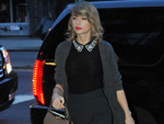 Taylor Swift: Krasser Make-up-Unfall
