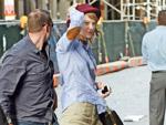 Taylor Swift und Calvin Harris: Wilder Schwanen-Ritt im Pool