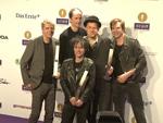 Die Toten Hosen: Mit Ehren-Medaille für ihr Engagement geehrt