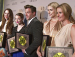 Best Dressed Award 2014: Promis beichten Modesünden!