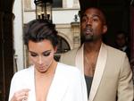 Kanye West und Kim Kardashian: Wir Kind Nr. 2 ein Christkind?