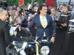 Filmpremiere in Hamburg: Orlando Bloom knattert auf den roten Teppich!
