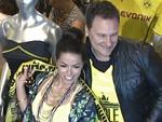 Borussia Dortmund gegen FC Bayern München: Promis zum DFB Pokalfinale 2014