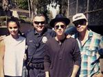 Justin Bieber und Selena Gomez: Mit Polizeischutz im Zoo