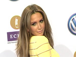 Mandy Capristo: Fast-Treppensturz im Video!