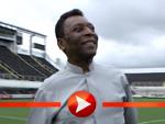 Pelé über die Fußball-WM in Brasilien