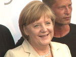 Angela Merkel: Bald Kino-Star?