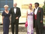 Fehlstart der Bayreuther Festspiele: Und Roberto Blancos großer Auftritt