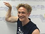 Matthias Schweighöfer: Lässt die Muskeln spielen