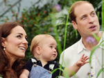 William und Kate: Bedanken sich für Glückwünsche