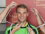 Manuel Neuer: In Wachs gegossen