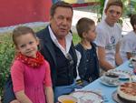 Roland Kaiser: Kaiserlicher Besuch im Kinderdorf