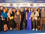 """Saphirblau"": Umjubelte Premiere in Köln"