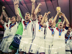 """""""Die Mannschaft"""": Die Weltmeister kommen ins Kino"""