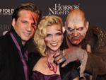 """Horror Glam Night"": Promis feiern glamouröse Grusel-Party"