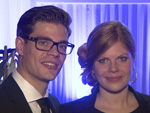 Diabetes Gala 2014: Erster Auftritt von Blacky Fuchsbergers Enkeln