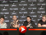"Tokio Hotel Pressekonferenz zum Album ""Kings of Suburbaia"" in Berlin"