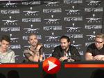 "Tokio Hotel Pressekonferenz zum Album ""Kings of Suburbaia"" in Berlin"