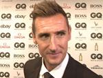 Miroslav Klose: Lüftet sein Erfolgsgeheimnis