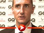 Miroslav Klose lüftet sein Erfolgsgeheimnis