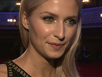Lena Gercke: Augenbrauen-Experiment