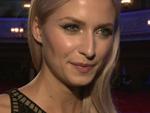 Lena Gercke: Extraprall auf der Wiesn