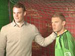 Manuel Neuer: Trifft seinen Doppelgänger