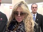 Courtney Love: Etwas verwirrt in Berlin