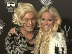 Lausbuben Party: Gina-Lisa träumt vom Oscar – Joelina Drews knutscht!