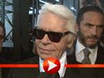 Karl Lagerfelds Choupette-Vernisage