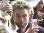 Robert Pattinson mit Bart in Berlin: Sexy oder hässlich?