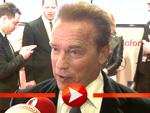Deutschland war Arnold Schwarzeneggers Sprungbrett