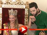 Harald Glööckler empfängt Miss Germany