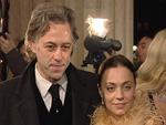 Bob Geldof: Heimliche Hochzeit?
