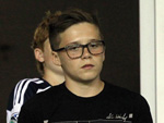 Brooklyn Beckham: Von Papa David blamiert