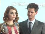 Emma Stone und Andrew Garfield: Trennung auf Probe