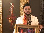 Harald Glööckler als Maler: Bis 50.000 Euro für ein Bild