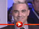 Robbie Williams rockt VW in Berlin