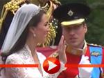 Prinz William und Herzogin Catherine feiern ihren vierten Hochzeitstag