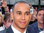 "Lewis Hamilton: Blond bei den ""GQ""-Awards"
