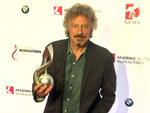 Musikautorenpreis 2015: BAP-Sänger Wolfgang Niedecken räumt ab