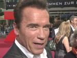 Arnold Schwarzenegger: Tröstet Sylvester Stallone