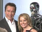 """Terminator Genisys""-Europa-Premiere: Arnold Schwarzenegger mit Freundin in Berlin"