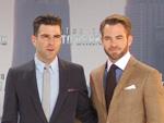 """Chris Pine und Zachary Quinto: Bleiben auch in """"Star Trek 4"""" Kirk und Spock"""