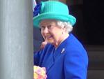 Staatsbesuch in Berlin: Die Queen checkt ins Adlon ein