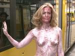 """Bunt und nackt: Bodypainting mit """"BRIGITTE"""" und Johny Dar"""