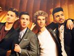 Feuerherz: Weltweit erste Schlager-Boy-Band geht an den Start