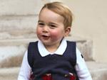 Prinz George of Cambridge: Mit der königlichen Familie bei Polo-Turnier